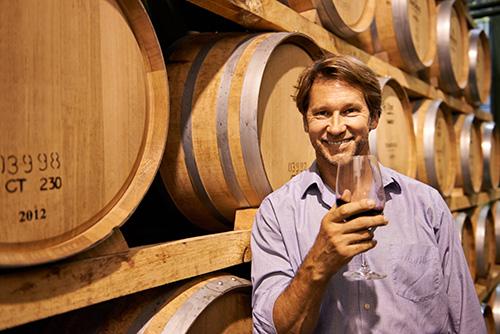 Wine Barrel Storage Humidification Systems
